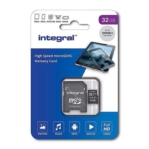 Integral 32GB Micro SD