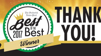 "PAA NAMED ""BEST OF THE BEST"" BY FREDERICK NEWS POST"