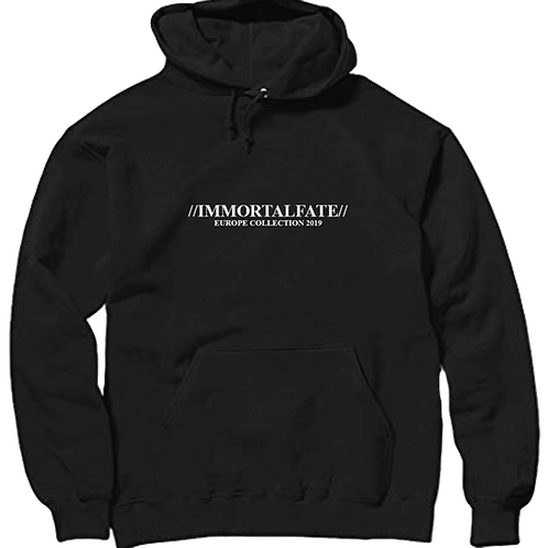 """made in france"" hoodie"