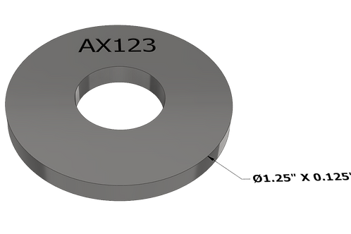 Multi Disc Coupon - (High Pressure Retrievable)