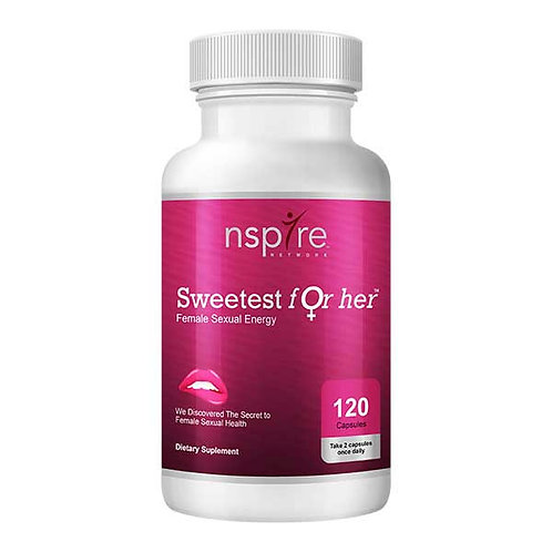 SWEETEST FOR HER - FEMALE SEXUAL ENERGY™