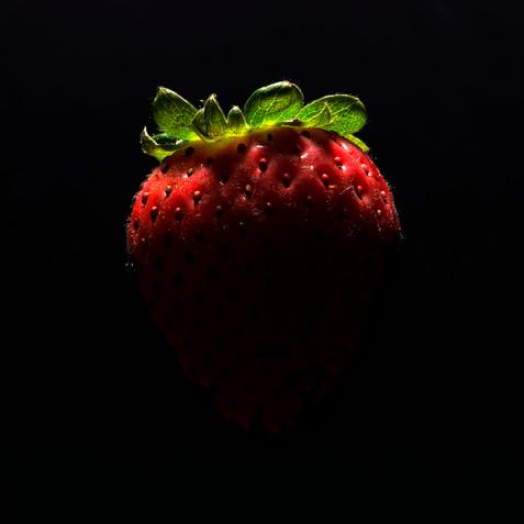 Dramatic Strawberry