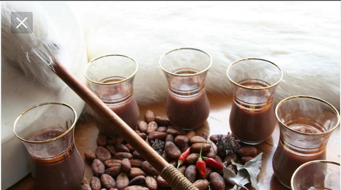 Cacao Cermony