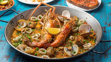 Authentic Seafood Paella Recipe