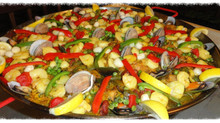 Where Did Paella Originate From?