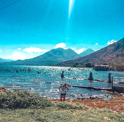 One Way Journey Lake Atitlan