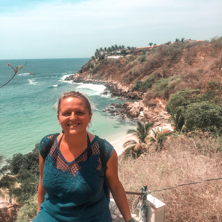 One Way Journey Puerto Escondido