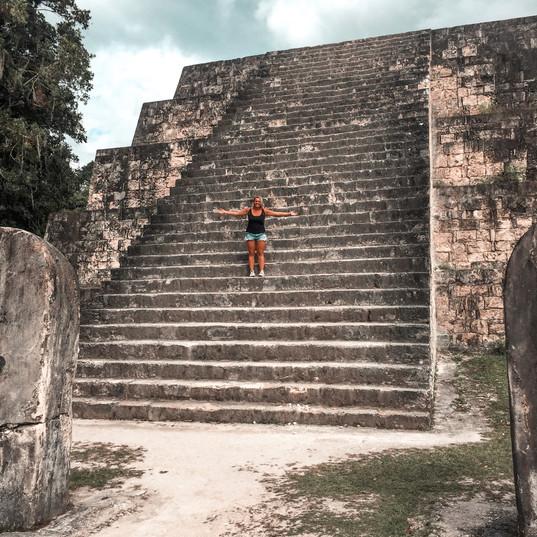 One Way Journey Tikal