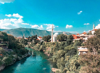 One Way Journey Mostar