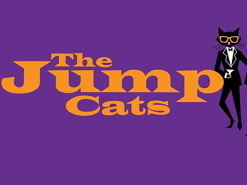 Jump Blues at its best. The Steve welcome back The Jump Cats