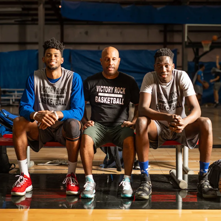 Victory Rock's Athletes Travel Across the World for Their Basketball Dreams