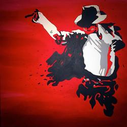 Michael jackson (såld)