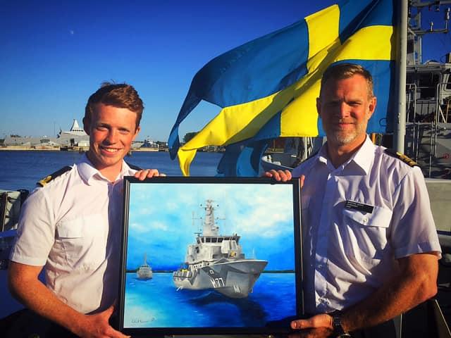 HMS Ulvön