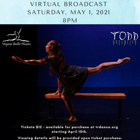 TRD and VBT Ensemble Spring Concert Tickets