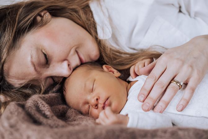 Newborn fotograaf Rotterdam