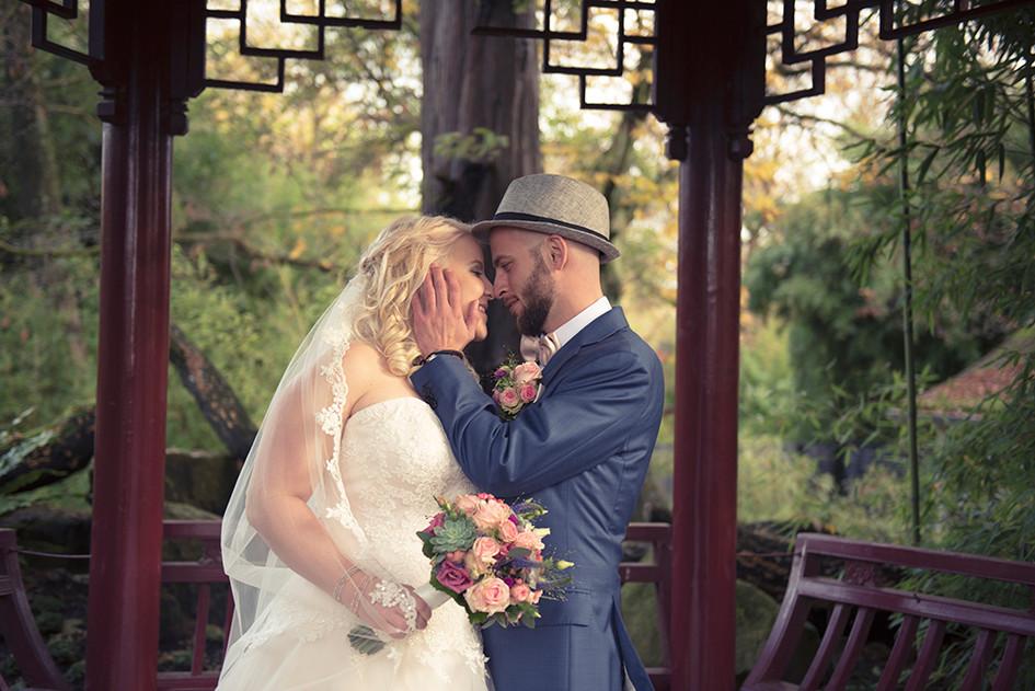 Bruidsfotografie Martin & Denise