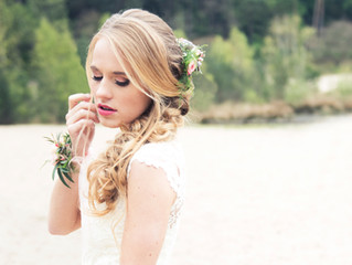 Styled shoot: romantische bruidsfotografie