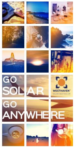 instagram ad campaign