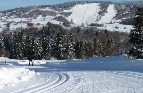 Bežecké trate - Kremnické vrchy