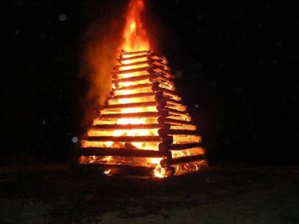 Pálenie Jánskej vatry - 4.7.2020