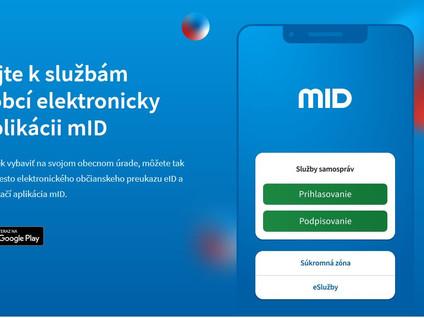 Komunikovať s našou samosprávou môžete aj pomocou DCOM a aplikácii mID