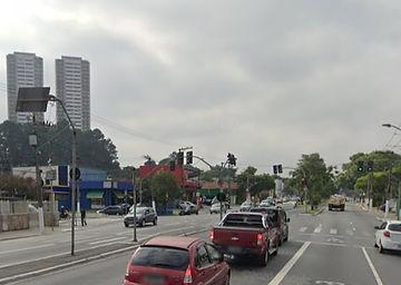 Avenida Atlântica Cidade Dutra
