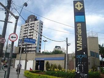 Desentupidora próximo Metrô Vila Mariana