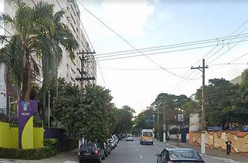 Rua Bom Pastor no Ipiranga