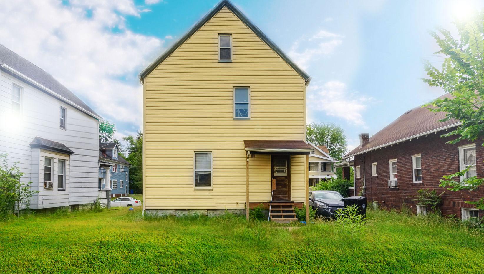 back side house