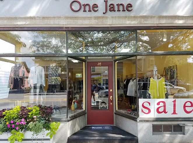 One Jane is one of our stockists in Rochester, NY