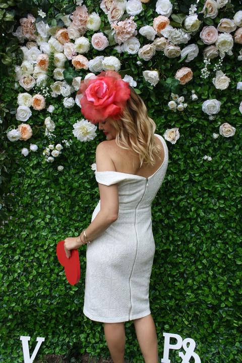 Pastel Luxe Flowerwall