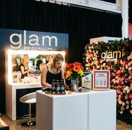 Glam Rose Flowerwall