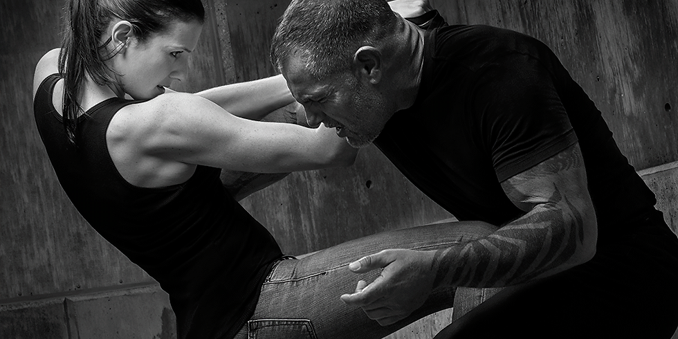 "Krav Maga ""Street Survival Tactics"" (Citizens Certification Course)"