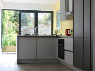 Extension to Victorian Terrace House