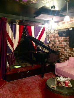 Grand Piano Corner