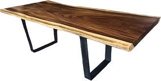mesa de comedor 240x90x9 cm