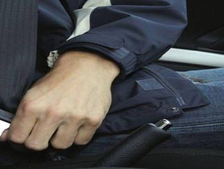 Utiliza siempre el cinturón de seguridad