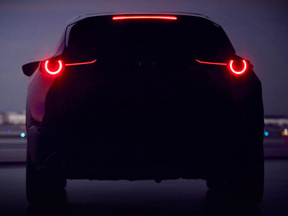 Mazda se prepara para presentar su nuevo modelo SUV
