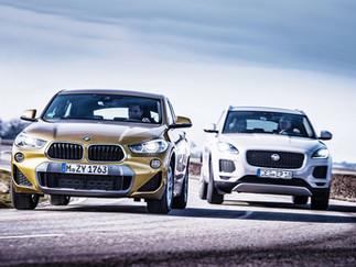 Jaguar y BMW juntos en el desarrollo de tecnología para vehículos eléctricos