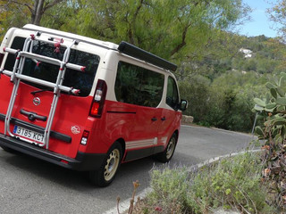 Nissan NV 300 Camper, una verdadera casa rodante