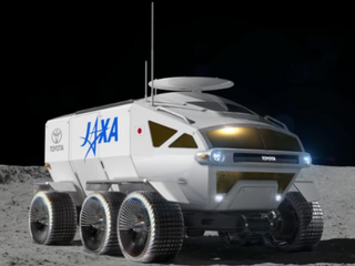 Toyota prepara un vehículo lunar eléctrico