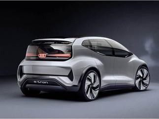 Audi construye el auto del futuro