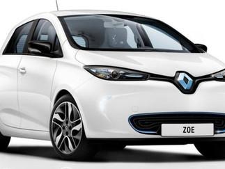 Renault Zoe llegará a México en el 2020
