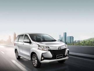 La Toyota Avanza 2020 se prepara para salir próximamente