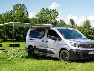 Peugeot ya tiene listas dos nuevas camionetas van y las presentó en el Caravan Salon 2019