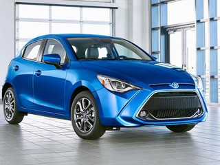 Toyota asoma en el horizonte el nuevo Yaris Hatchback 2020