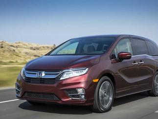 La Odyssey de Honda celebra 25 años con algunas novedades