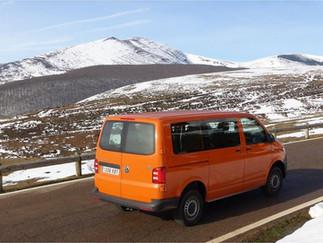 Todas las bondades del Volkswagen Transporter Rockton