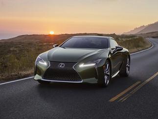 El Lexus LC 2020: lujo, exclusividad y un auto especial