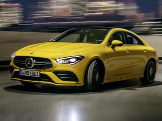 Mercedes Benz presenta el modelo más potente de la serie AMG
